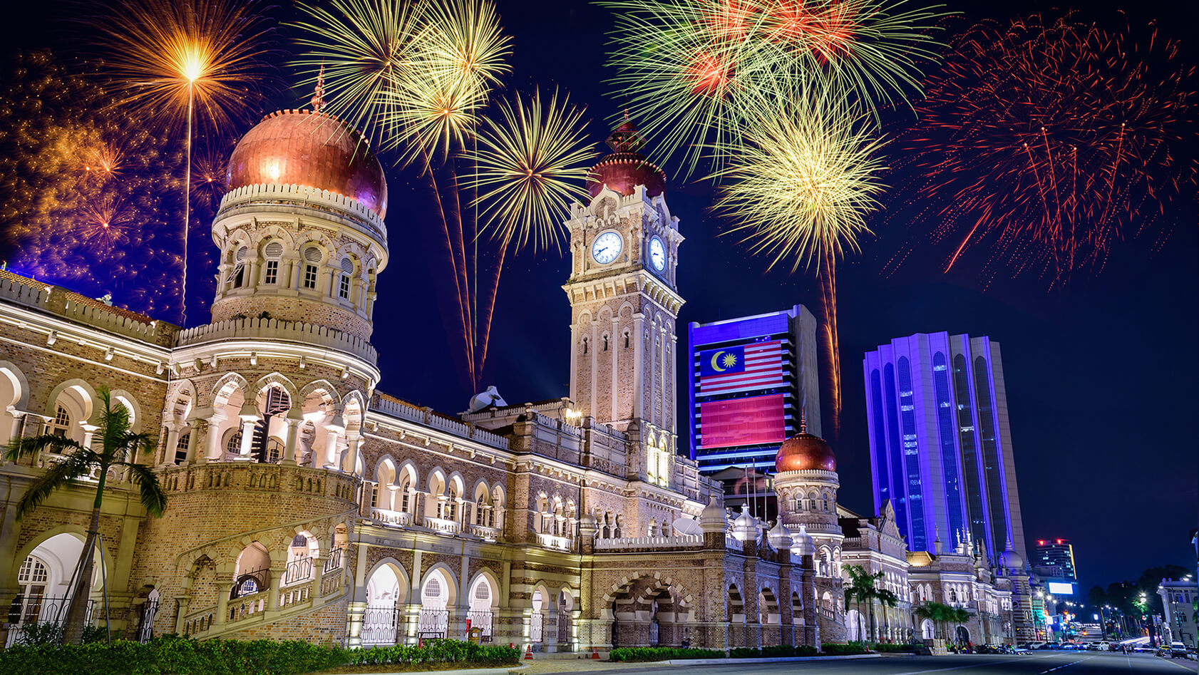 Colours of Malaysia Festival