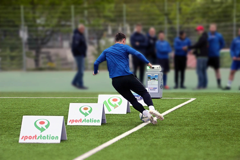 sportstation.  training course
