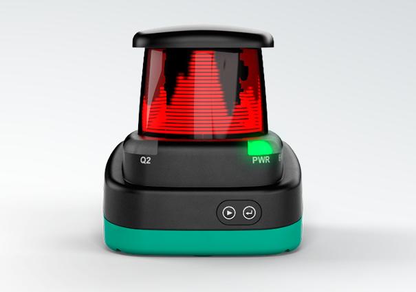 2-D-Laserscanner R2000