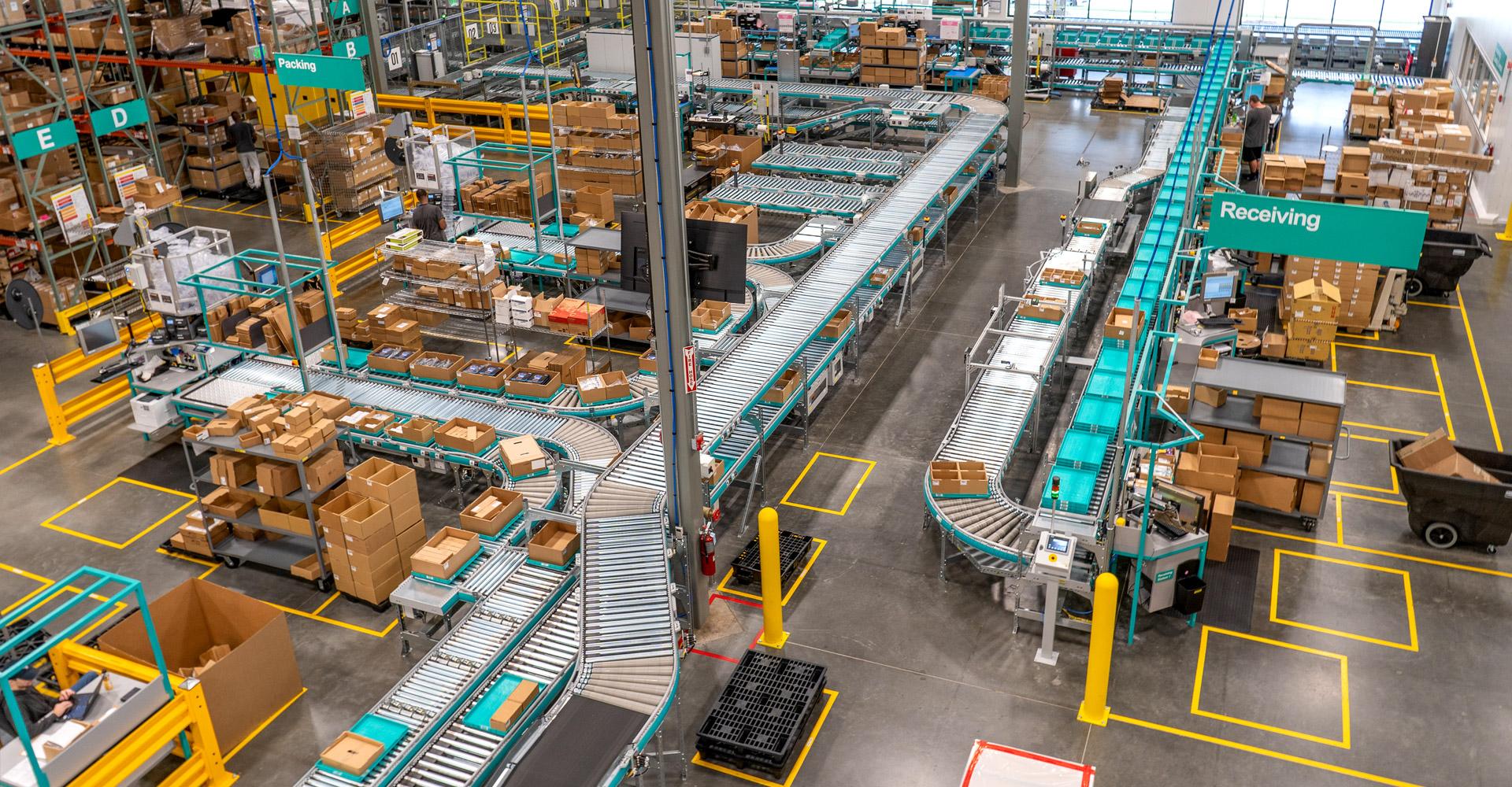 US Distribution Center