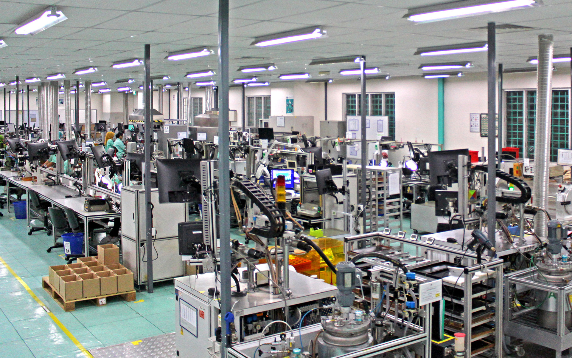 Manufacturing on Bintan