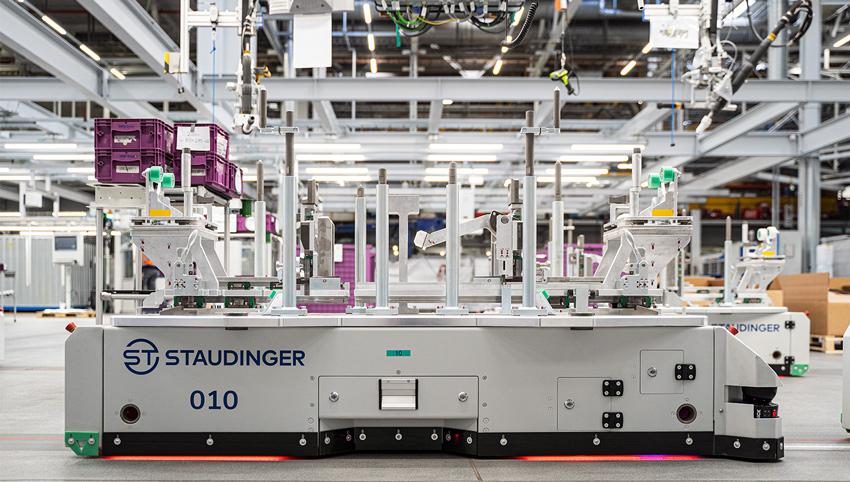 Staudinger AGV