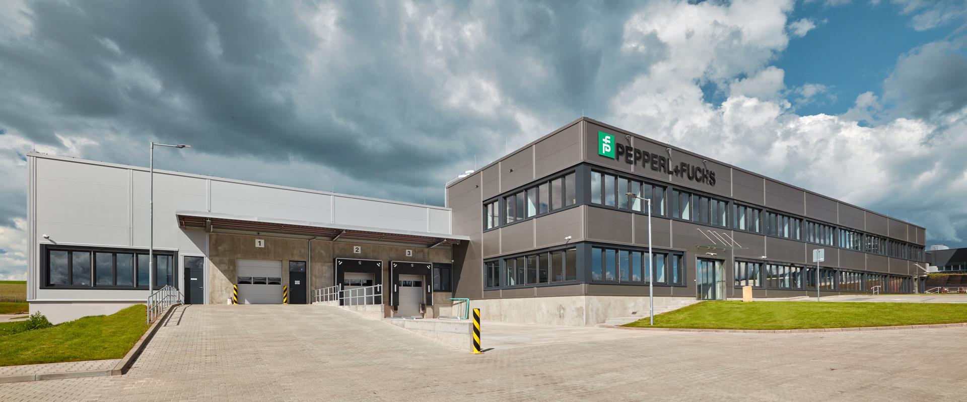 Pepperl+Fuchs plant Trutnov, Czech Republic